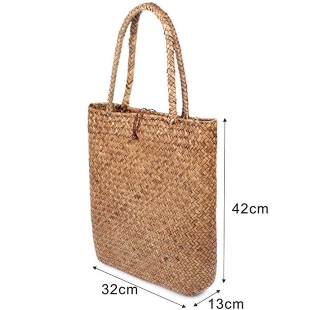 Grand sac de plage XXL fourre-tout dimension