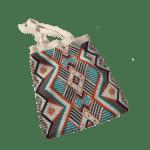 Sac de plage pour femme en maille ethnique produit