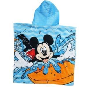 Serviette de plage pour enfant Mickey Mouse dos