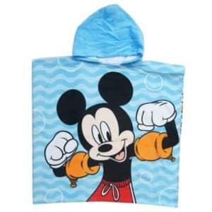 Serviette de plage pour enfant Mickey Mouse
