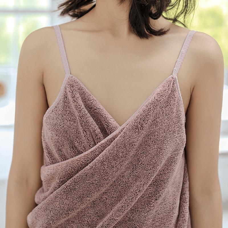 Pareo de bain éponge ultra absorbant produit